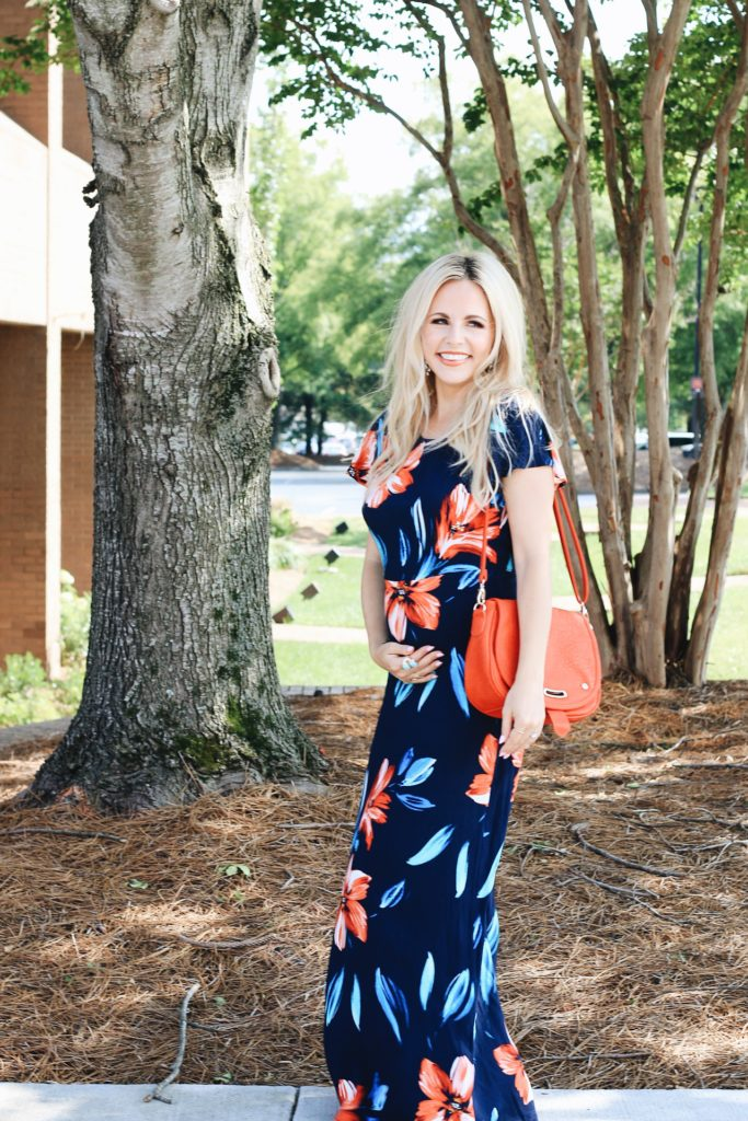 Non-Maternity Maxi Dresses You Can Also Wear During ...